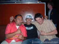 Highlight for Album: Colin's 30th Birthday @ WISH w/ DJs CANYON, TAO & CHARD :: April 20th, 2005