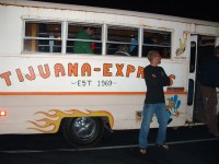 Highlight for Album: John's Bachelor Party on the Tijuana Express :: July 17th, 2008