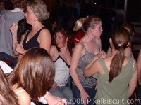 Highlight for Album: SOUL SERVINGs @ EastSide West w/ DJ CANYON ::  Saturday February 26th, 2005