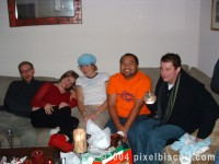 Highlight for Album: Rob and Jen's Christmas Afterparty :: December 25th, 2004
